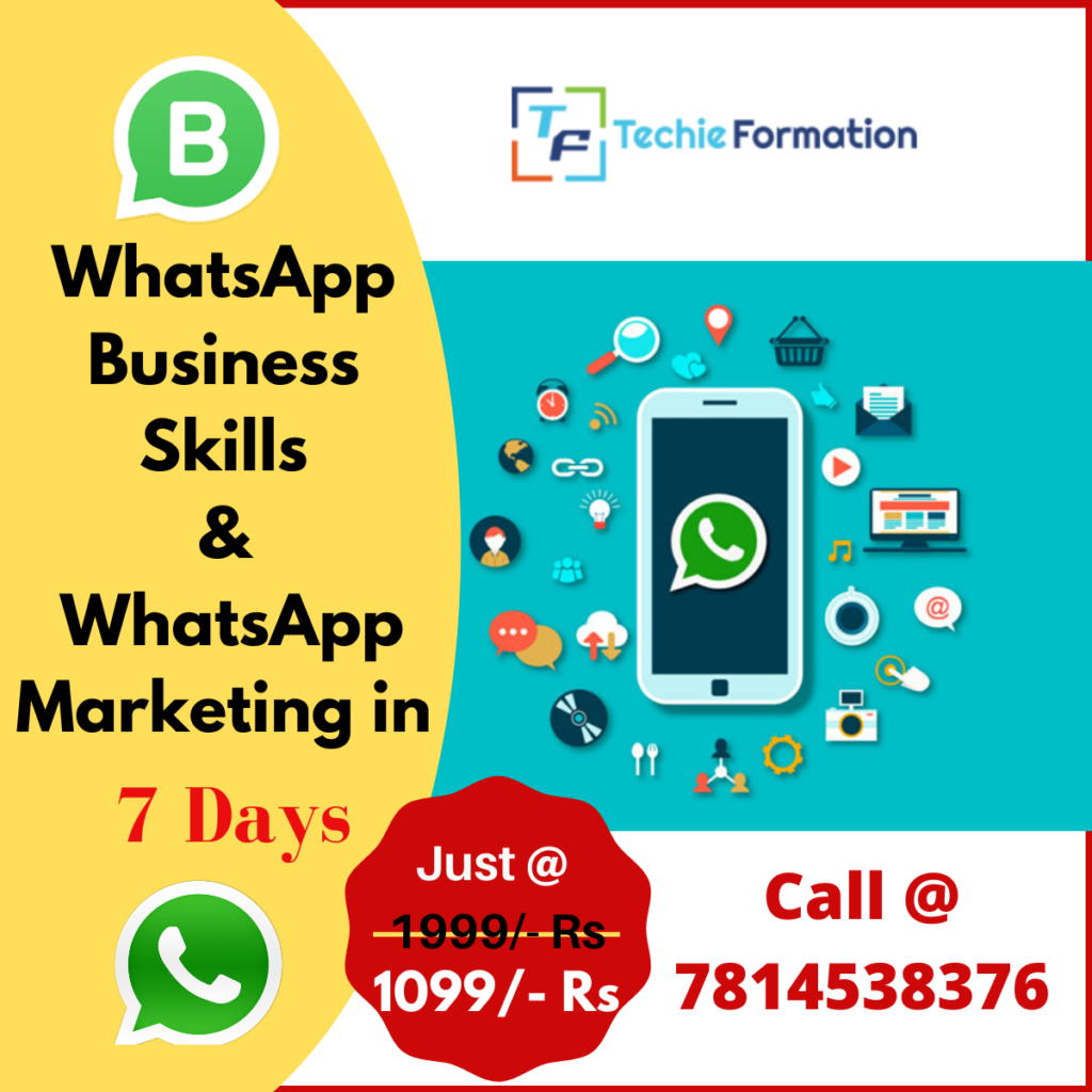 Whatsapp Marketing Course